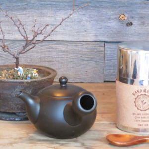 心休まるひと時を感じる無農薬栽培の日本茶