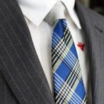 遊び心ある身嗜みを愉しむ、大人な男に仕立て上げるネクタイ