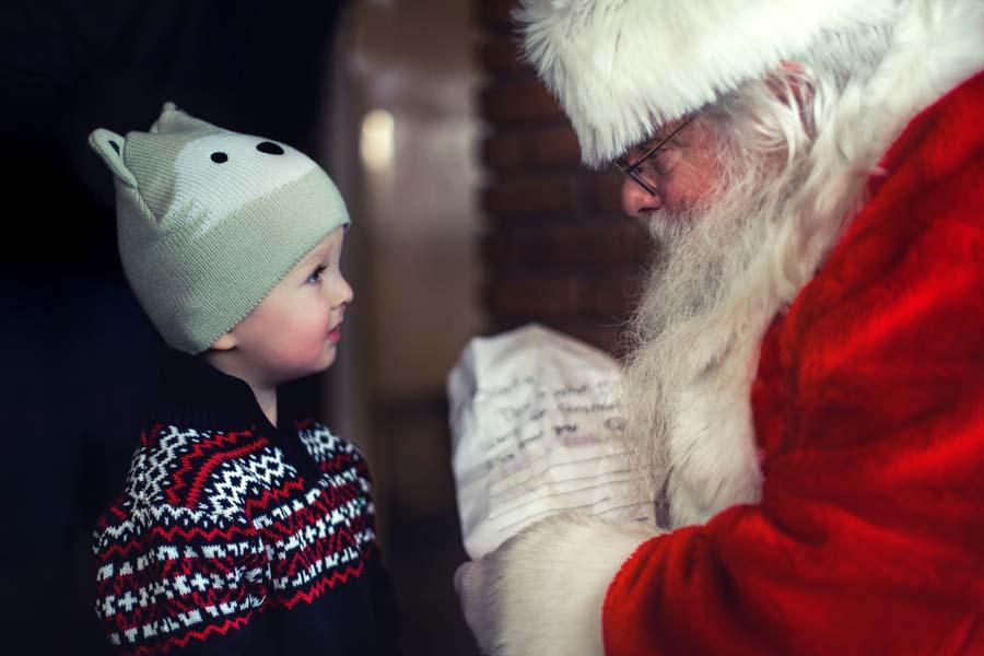 クリスマスプレゼントの起源