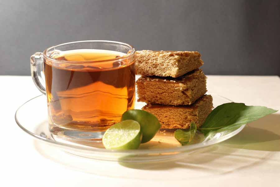 紅茶やスイーツ