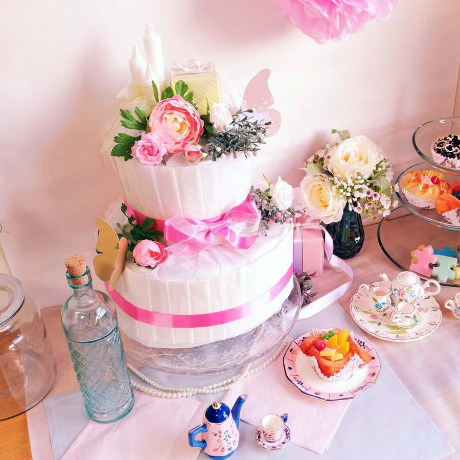 ダイパ―ケーキ