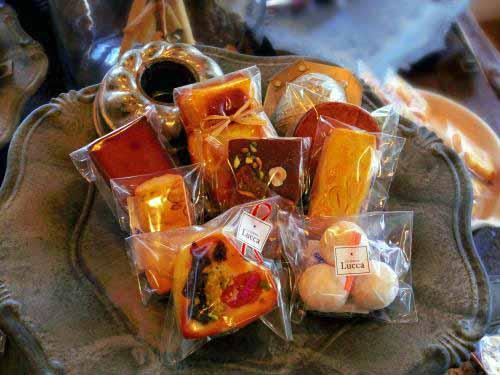 焼き菓子の詰め合わせ(8個入り)