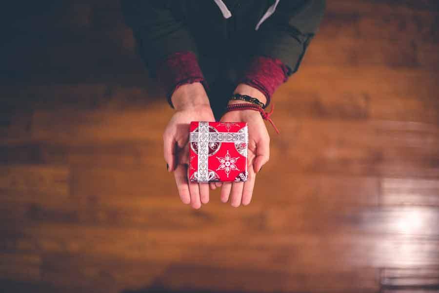 飽きてしまうような贈り物は避けたい