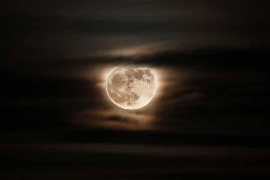 月にまつわる縁起物のお話