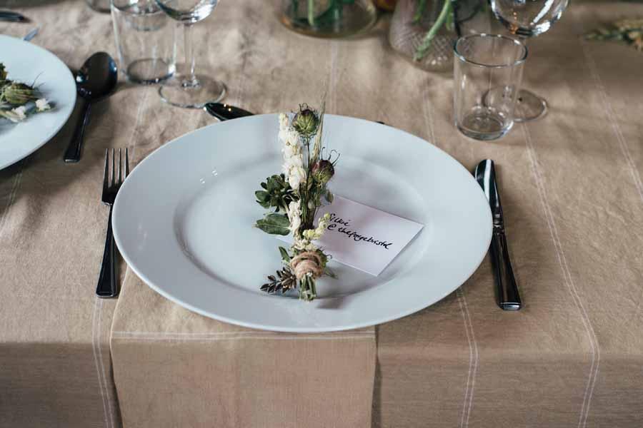 披露宴の食事