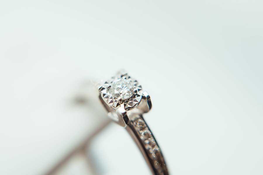4月の誕生石はダイヤモンド