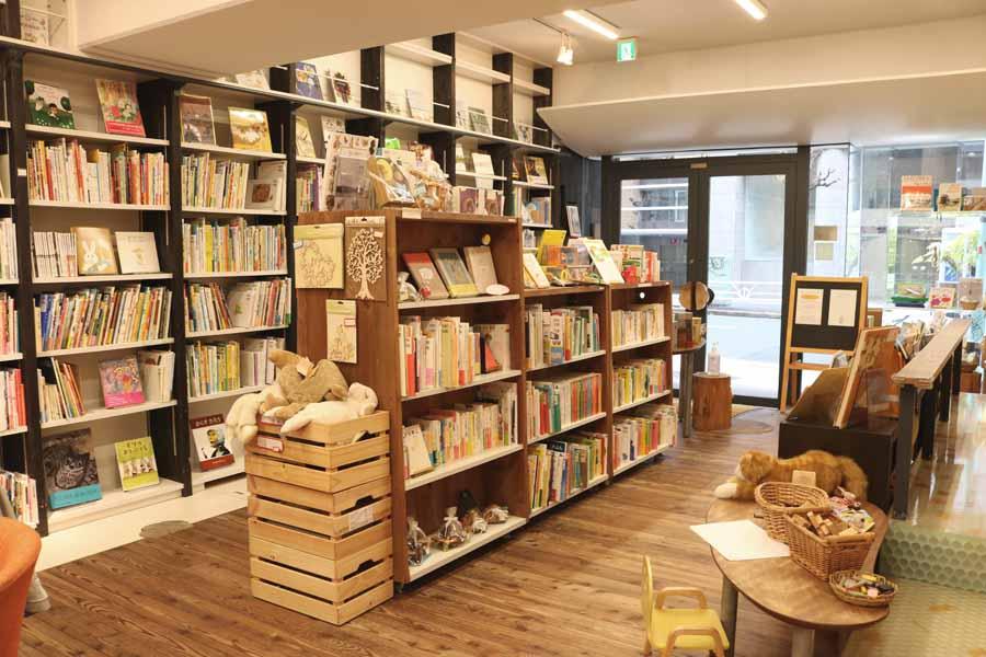 2002年に開業したブックショップ