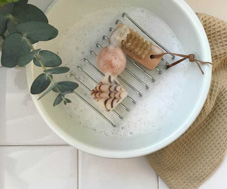 石鹸の使い心地