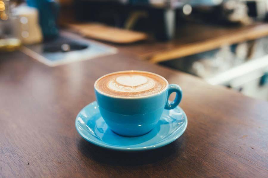 ライトアップコーヒー