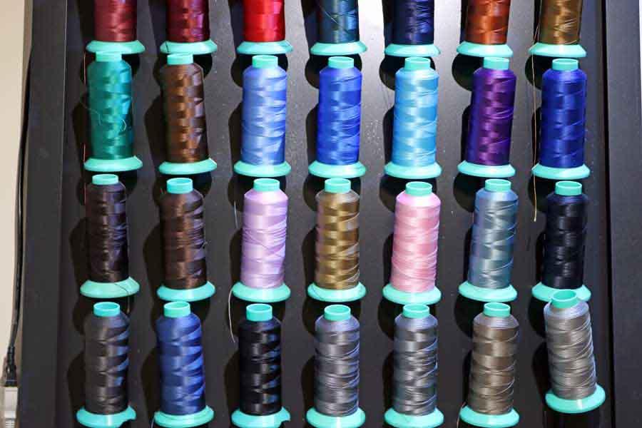糸のカスタマイズ
