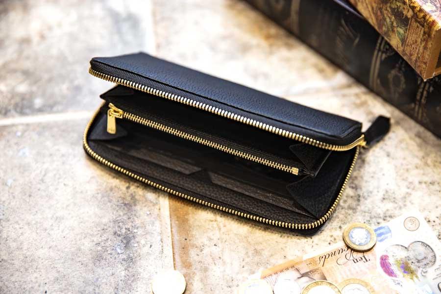 スマートな長財布