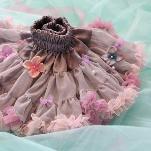 夢見る小さなレディのお洋服