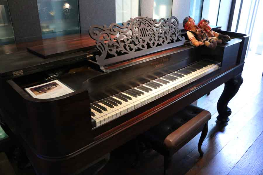 スクエア・ピアノ