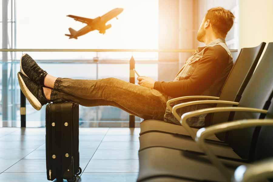 旅するように毎日を過ごす
