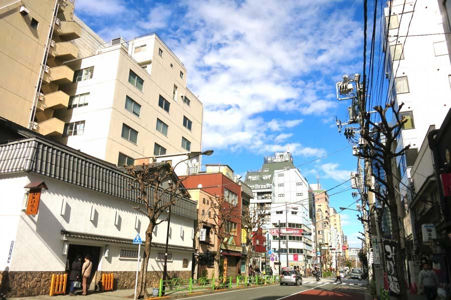 日本橋人形町
