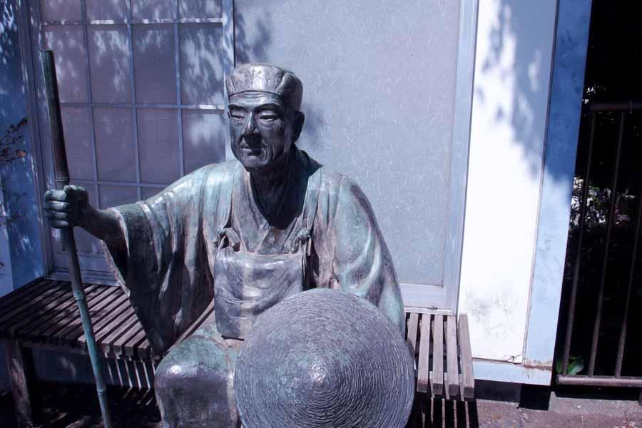 松尾芭蕉画像